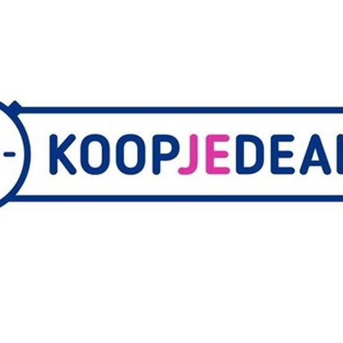 Afbeelding van Koopjedeal.nl wordt op vingers getikt