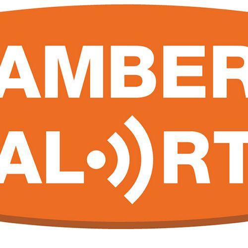 Afbeelding van AMBER Alert in de buurtapp