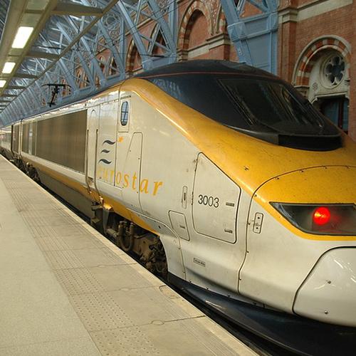 Afbeelding van Steeds meer mensen pakken de trein naar het buitenland
