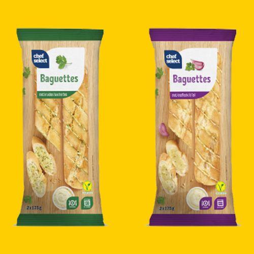 Afbeelding van Veiligheidswaarschuwing Baguettes knoflook- en kruidenboter Lidl