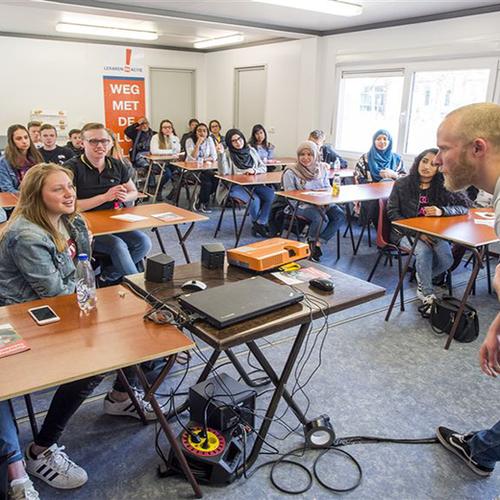 Afbeelding van Amsterdam wil tweedeling onderwijs tegengaan
