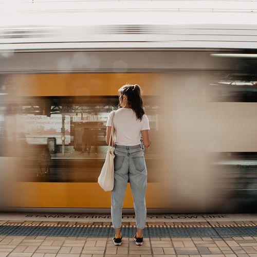 Afbeelding van 'Spoorbodem niet berekend op vollere treinen'
