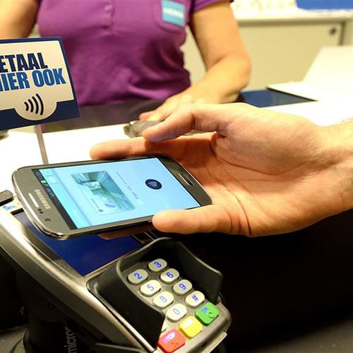 Afbeelding van App mag als eerste niet-bank betaling doen