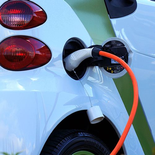 Afbeelding van Einde aan wereldreis met elektrische auto