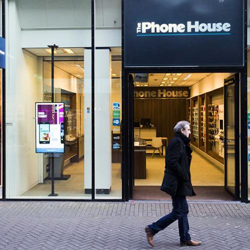 Afbeelding van The Phone House verkoopt deel winkels na faillissement