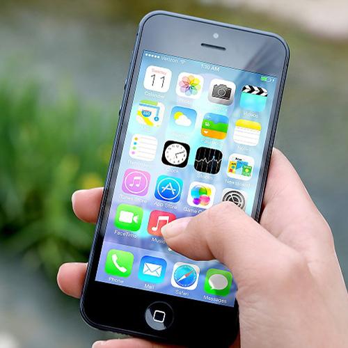 Afbeelding van Apple ontkent dat Iphone ongevraagd meeluistert