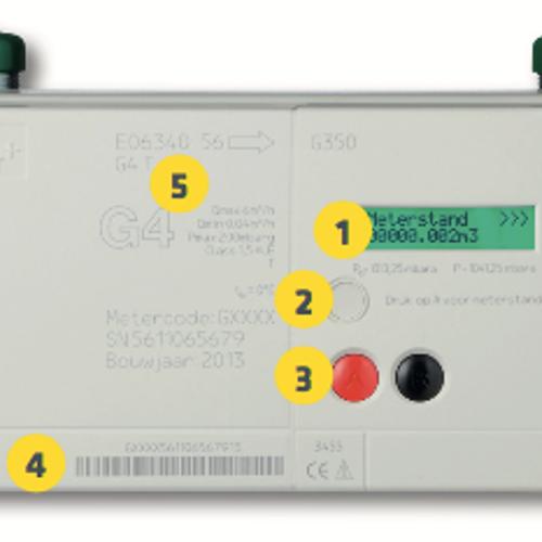 Afbeelding van Extra Info: Tienduizenden slimme gasmeters vervangen na twijfels over veiligheid