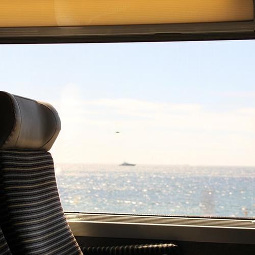 Afbeelding van Proef NS: reiziger kan appen als hij zich onveilig voelt