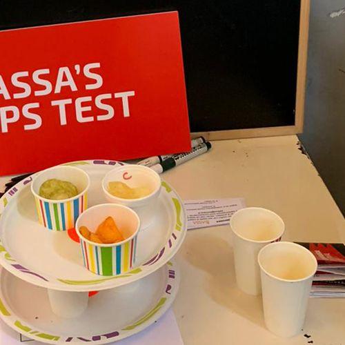 Afbeelding van Uitslagen 'Raad de smaak'-chipstest BNNVARA Festival